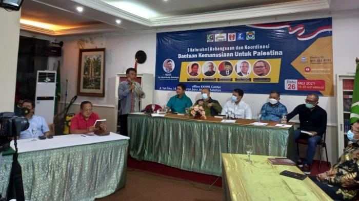 FAKC Bakal Koordinasikan Bantuan Kemanusiaan untuk Palestina