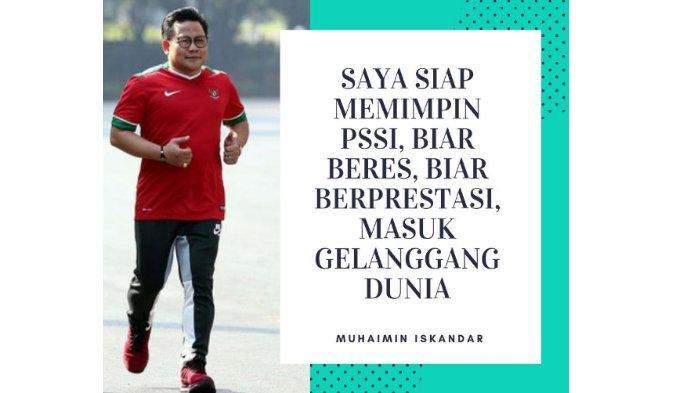 Foto Cak Imin Siap jadi Ketua Umum PSSI (1)