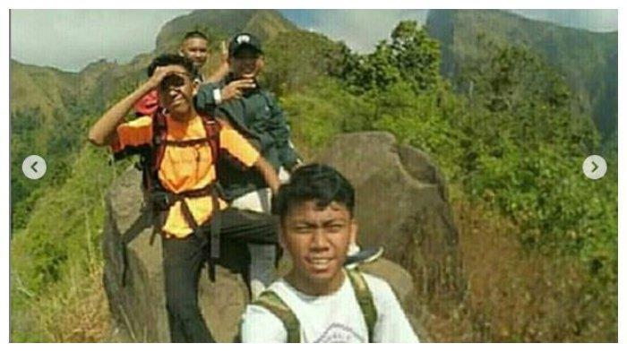 Kesaksian Teman Thoriq yang Mendaki Gunung Piramid Bersama, Hal Janggal saat Korban Hilang Diungkap