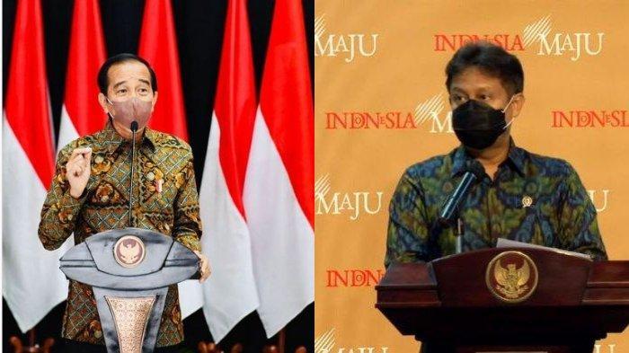 Puji Karier Menkes Budi Gunadi, Jokowi Mau Mata Kuliah Pilihan Diperbanyak: Tak Perlu Pindah Jurusan