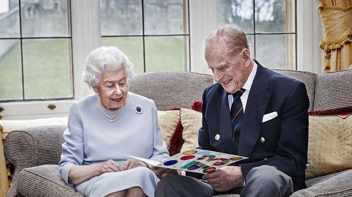 BREAKING NEWS - Pangeran Philip, Suami Ratu Elizabeth II Meninggal Dunia
