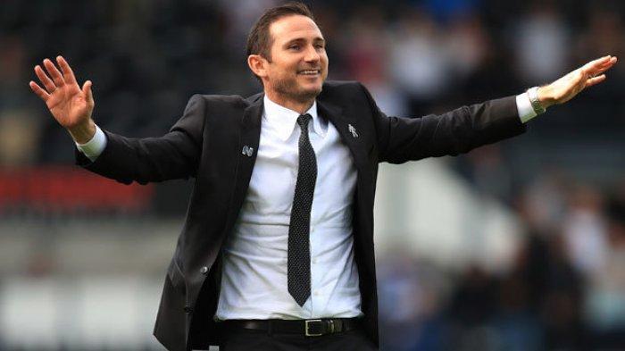Derby County Singkirkan Manchester United, Frank Lampard Mengaku Kaget dengan Performa Anak Buahnya
