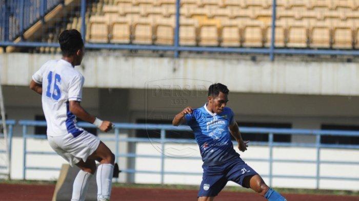 Setelah Melibas Karawang United, Persib Bandung Unggul Atas Tim Porda Kota Bandung U-20