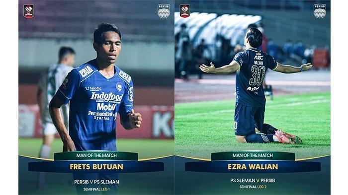 Persib Bandung Vs Persija Jakarta di Final Piala Menpora, Peluang Frets dan Ezra Jadi Top Skor