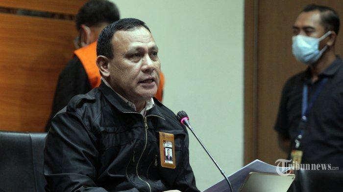 Ketua KPK Enggan Respons Sumpah Nurdin Abdullah Tak Terlibat Suap: Kami Kerja Berdasarkan Bukti