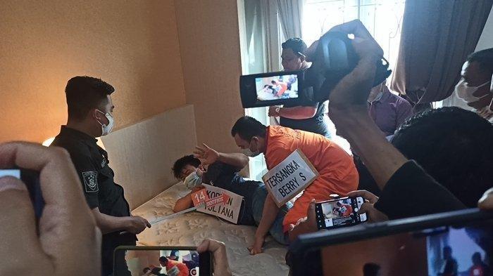 Pria di Palembang Nekat Bunuh PSK, Terlanjur Minum Obat Kuat tapi Ternyata Cuma Dilayani 30 Menit