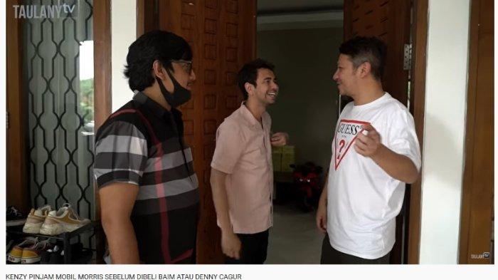 Raffi Ahmad Jual Untung Mobil Klasiknya Rp 1 Miliar ke Baim Wong, Andre Taulany: Emang Gila Dia