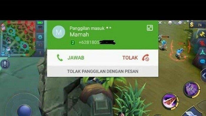 Cara Blok Panggilan Whatsapp Saat Main Game Mobile Legends Tribun Wow