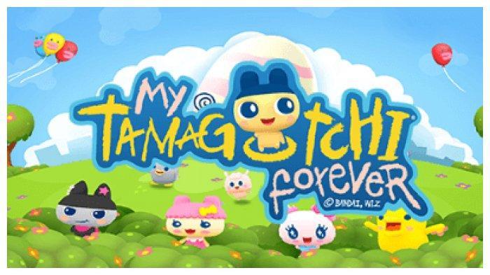 Game 'My Tamagotchi Forever', Nostalgia Merawat Makhluk Virtual di Ponsel