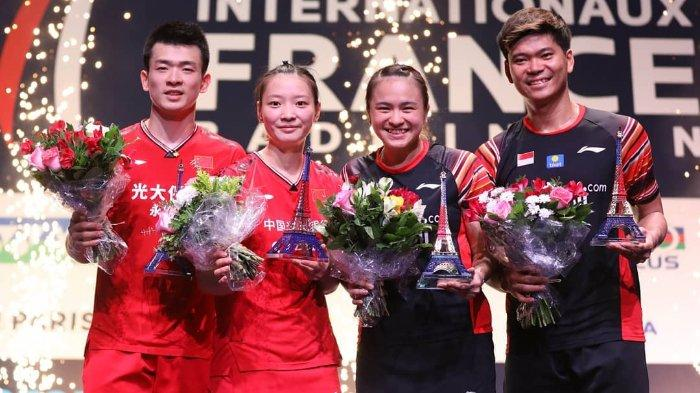Hasil Lengkap Final French Open 2019: Dikuasai 3 Negara Asia, Indonesia Bawa Pulang 2 Gelar Juara