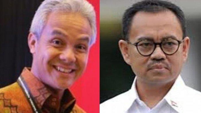 Hasil Akhir Suara Quick Count 3 Lembaga Survei Pilkada Jateng, Ganjar Menang dari Sudirman Said