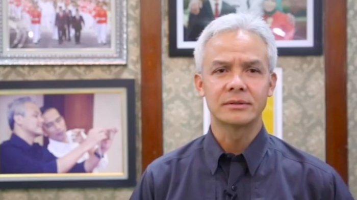 Sayangkan Pembakaran Bendera PDI Perjuangan, Ganjar Pranowo: Tidak Setuju Boleh, Merusak Janganlah