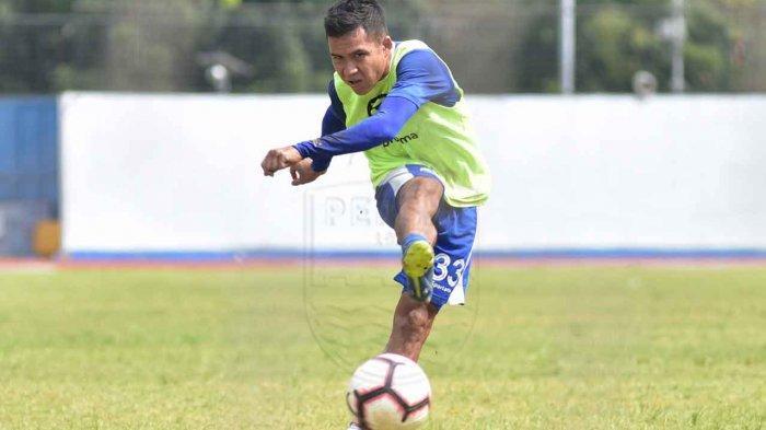 Persib Bandung Gagal di Piala Presiden 2019, Erwin Ramdani Semakin Termotivasi