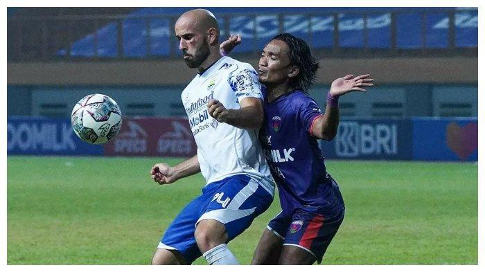 Kabar Baik, Kondisi Pilar Persib Bandung Mohammed Rashid Mulai Pulih, Siap Tampil Lawan Bali United?
