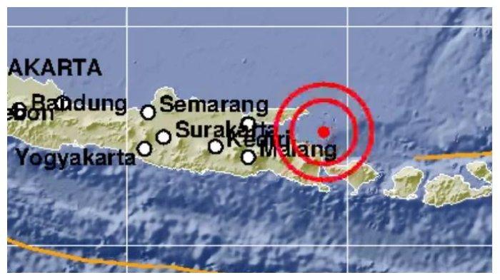 BMKG Beri Penjelasan Terkait dengan Gempa 6,4 SR yang Terjadi di Situbondo Hari Ini