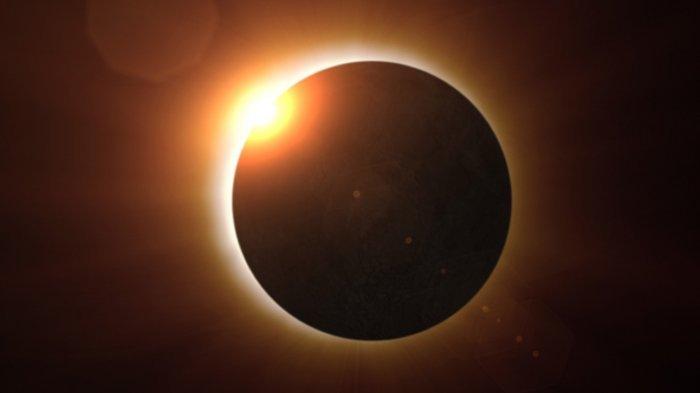 Bacaan Niat dan Tata Cara Salat Gerhana Bulan, Kerjakan saat Gerhana Bulan Total Hari Ini