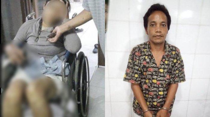 Pria di Medan 3 Hari Siksa Ibu-ibu karena Ditolak Menikah, Pernah Dipolisikan Korban tapi Batal