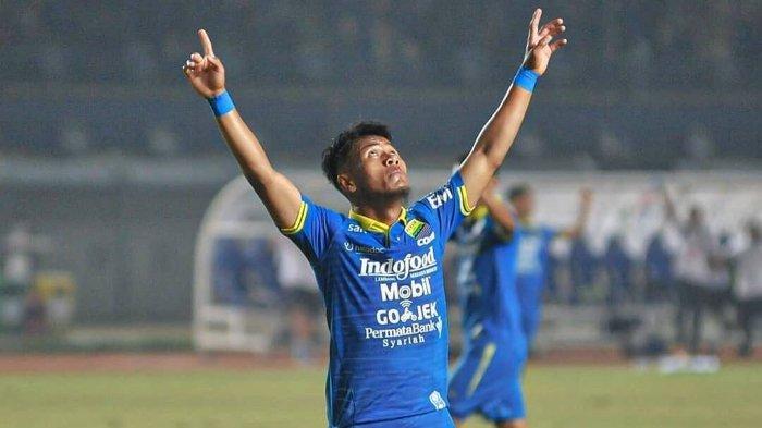 Gelandang Lincah Eks Persib Bandung Resmi Berlabuh ke PSMS Medan untuk Liga 2 2021