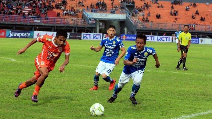 Analisis Persib Bandung Vs Borneo FC Menurut Mantan Pemain Maung Bandung, Faktor Keberuntungan?
