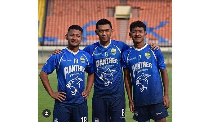 Lihat Perbandingan Statistik Duet Kakak Beradik Gian Zola dan Beckham di Persib Bandung, Hebat Mana?