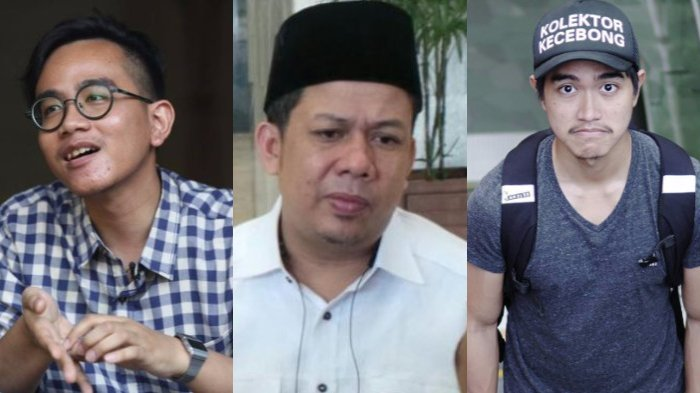 Diminta Beri Kritik untuk Fahri Hamzah, Begini Jawaban Gibran Rakabuming dan Kaesang Pangarep
