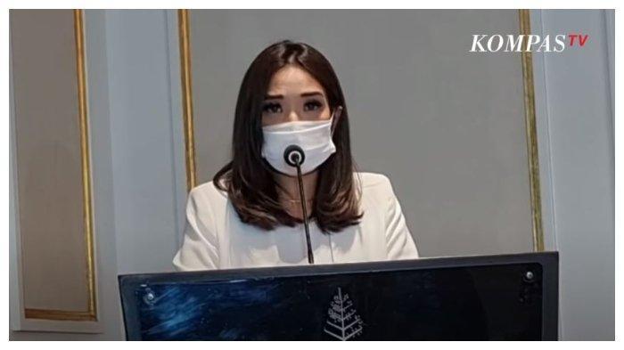 Gisel meminta maaf ke publik atas kasus video syur 19 detik bersama Michael Yukinobu de Fretes (MYD), Rabu (6/1/2021).