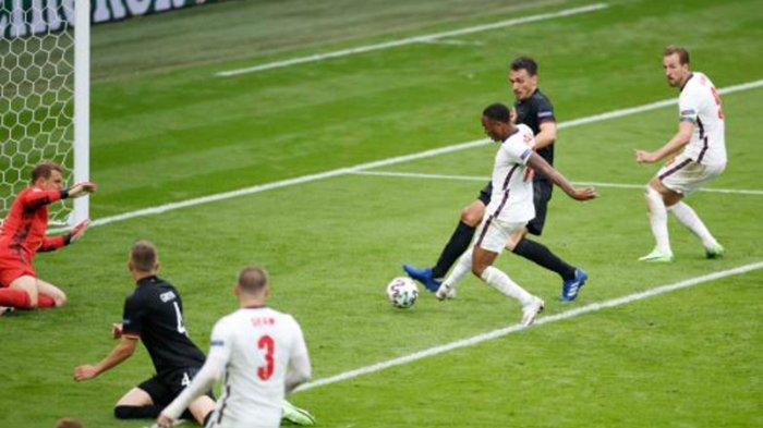 Bagan Babak Perempat Final EURO 2020, Inggris Terlepas dari Hadangan Italia, Belgia dan Spanyol