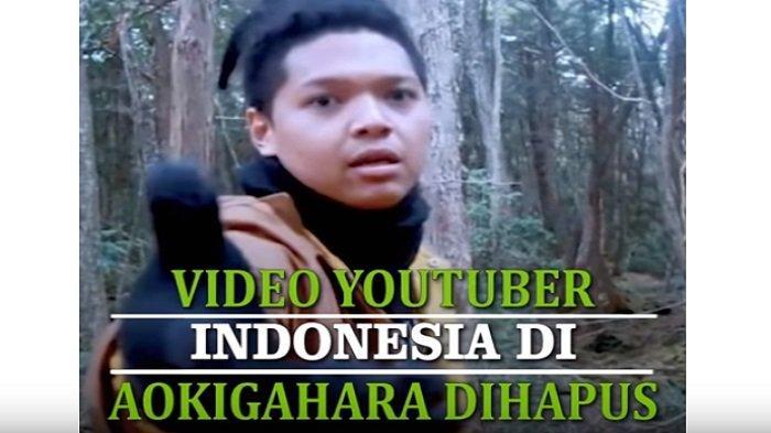 QoryGore Klarifikasi soal Videonya di Aokigahara Jepang yang Viral dan Dihapus YouTube
