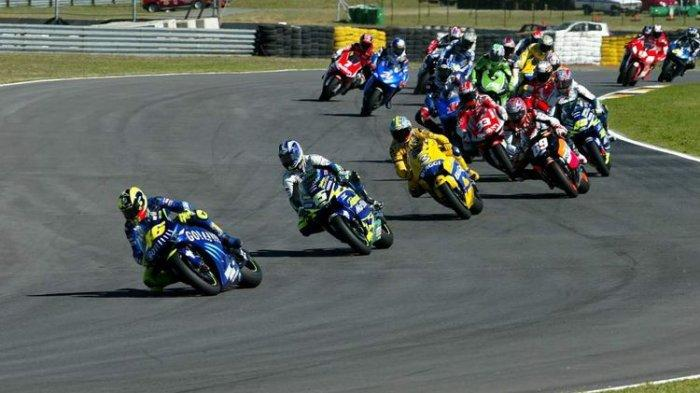 GP Afrika Selatan 2004.