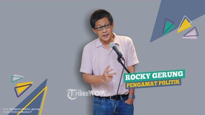 Tanggapi Pemeriksaan Rocky Gerung, Politisi Gerindra: Kini Polisi Berpihak Pada Elite Penguasa