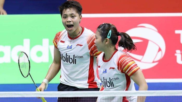 Jadwal Bulutangkis Olimpiade Tokyo 2020 Hari Ini, Peluang Indonesia Tambah 2 Medali, Live di TVRI