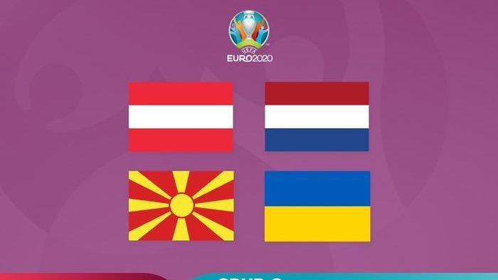 Lengkap, Jadwal Euro 2020 Grup C yang Diisi Timnas Belanda, sang Kapten Dipastikan Absen