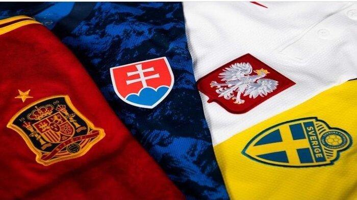 Klasemen Grup E: Spanyol Harus Curi 3 Poin dari Polandia untuk Amankan Posisi di Euro 2020