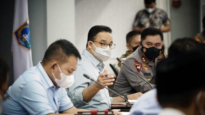 Antisipasi Arus Balik Lebaran, Ini 2 Lapis Screening di Jakarta yang Disiapkan Anies Baswedan