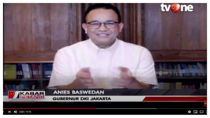 'Disentil' 3 Menteri soal Bansos, Begini Klarifikasi Anies Baswedan: Saya Tak Tahu di Mana Salahnya