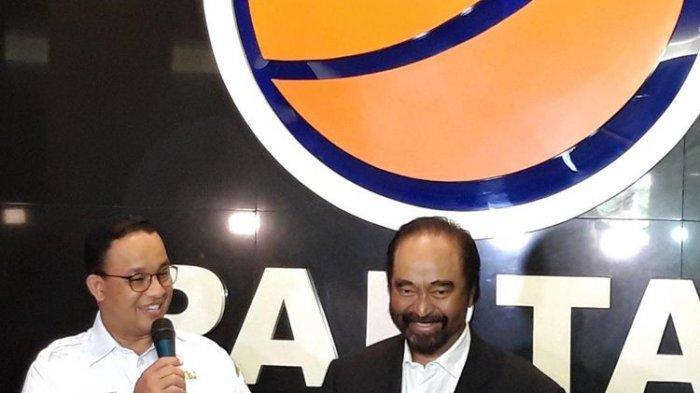 Pengamat Sebut Pertemuan Surya Paloh dan Anies Baswedan Tunjukkan Keretakan Koalisi Jokowi