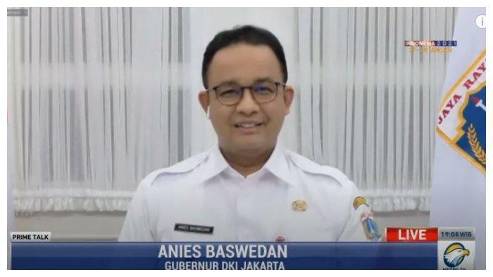 Tampik Isu Tak Mampu Urusi Covid-19 di DKI, Anies Baswedan: Tantangannya Besar, tapi Kami Bersiap