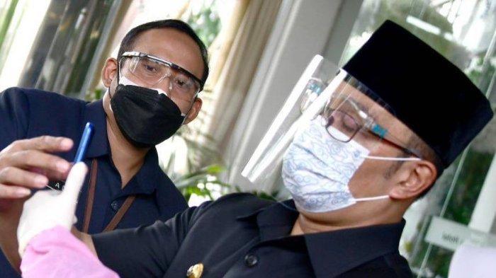 H-1 PPKM Darurat, Ridwan Kamil Minta Maaf ke Warga Jabar dan Posting Video Ini