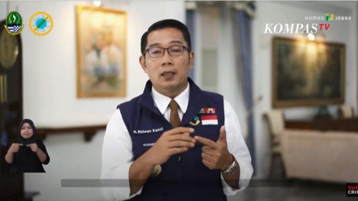 Singgung Korea Selatan, Ridwan Kamil Ungkap Kendala yang Dihadapi Jawa Barat dalam Pencegahan Corona