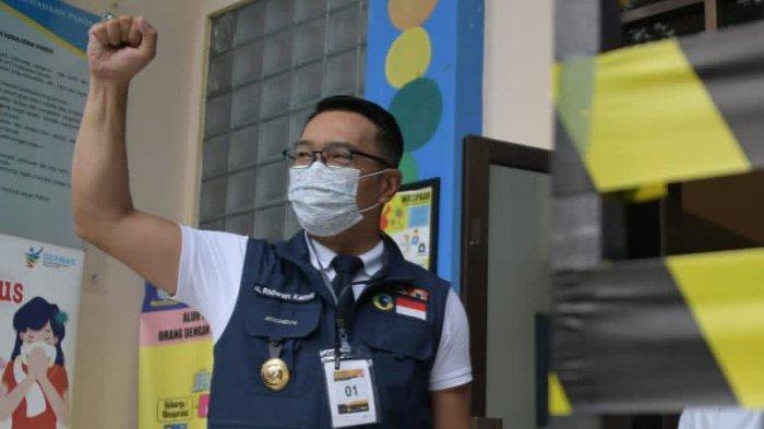 Catatan Ridwan Kamil soal Setahun Pandemo Covid-19: Vaksinasi Jadi Kunci di 2021 karena Gak Ada Lagi