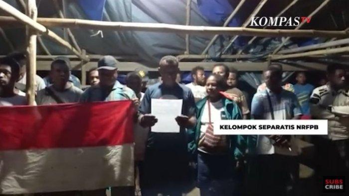 Kelompok Separatis di Papua Barat Kembali ke Pangkuan NKRI: Jika Kami Ingkar, Siap Diproses