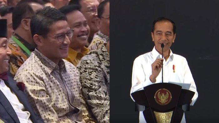 Jokowi Beri Kode soal Kandidat Kuat Presiden 2024 di Acara HIPMI: Tadi yang Baru Saja Berdiri