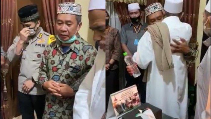 Rindu Ayah dan Virus Corona Jadi Alasan Asmadi Cekcok dengan Habib Umar Assegaf: Saya Penuh Khilaf