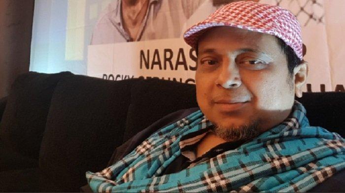 Debat Dengan Kapitra, Haikal Hassan Singgung Ada Kubu 03 yang Dimaksud dalam Puisi Neno Warisman
