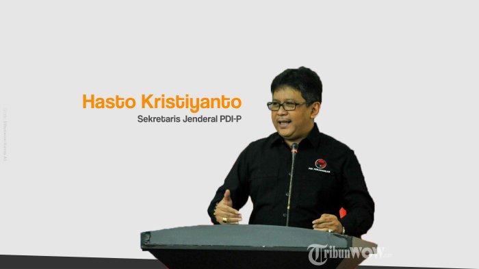 Sekjen PDI-P Sambut Positif Dukungan Keluarga Almarhum Abdurrahman Wahid kepada Jokowi-Ma'ruf