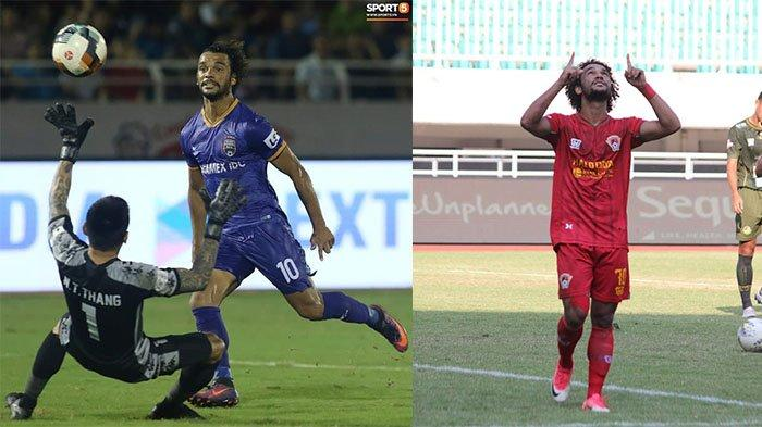 Profil Hedipo Gustavo Pemain Asing ke-4 Persipura Jayapura di Liga 1 2021, Ternyata Eks Bhayangkara