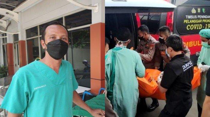 Cerita Perawat yang Tangani Jasad Napi Korban Kebakaran Lapas Tangerang: Abu Berjatuhan