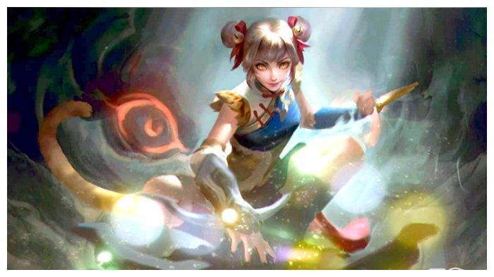 Kemampuan dari Hero Baru Tipe Marksman Wanwan di 'Mobile Legends: Bang Bang'