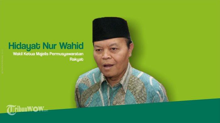 Raker Komisi I DPR RI, Hidayat Nur Wahid Perjuangkan Aspirasi Jamaah Umrah Terkait Rekam Biometrik