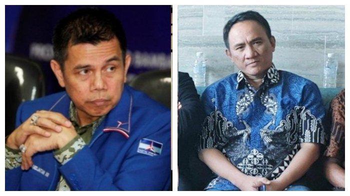 Kabarkan Kondisi Ani Yudhoyono, Hinca Pandjaitan Ajak Video Call, Andi Arief Sebut soal Efek Samping